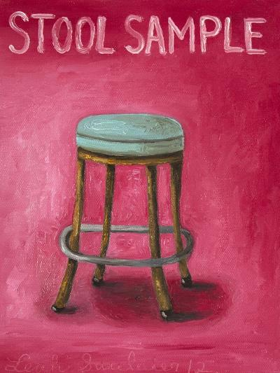 Stool Sample-Leah Saulnier-Giclee Print