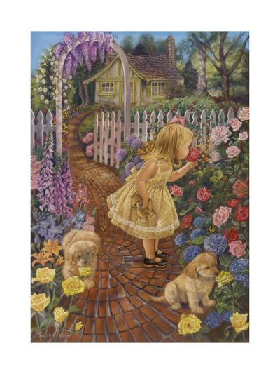 Stop and Smell the Roses-Tricia Reilly-Matthews-Giclee Print