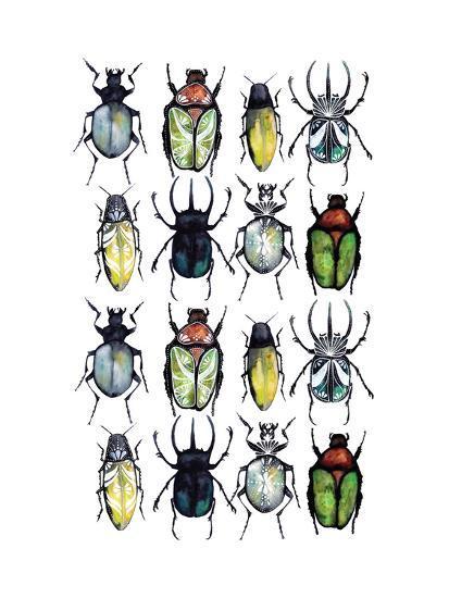 Stop Buggin' Me-Sofie Rolfsdotter-Giclee Print