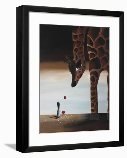 Stop to Love-Shawna Erback-Framed Giclee Print