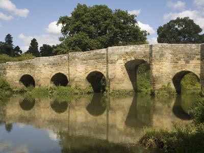 Stopham Bridge over River Arun, Near Pulborough, Sussex, England, United Kingdom, Europe-Richardson Rolf-Photographic Print
