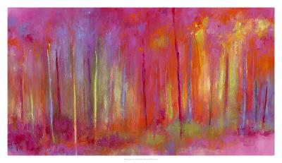 Stopping by Woods to Celebrate-Janet Bothne-Giclee Print