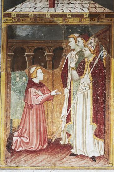 Stories of St Stephen's Life Fresco--Giclee Print