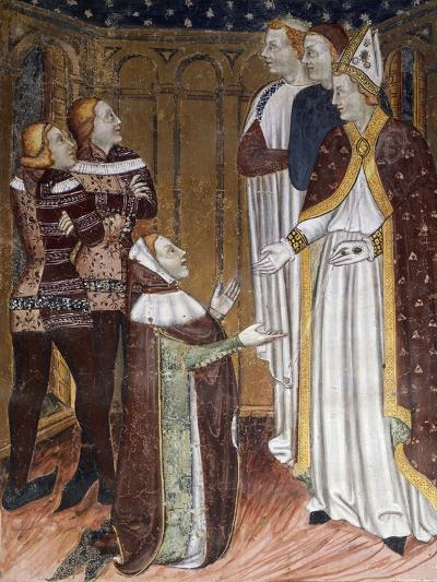 Stories of St Stephen's Life--Giclee Print