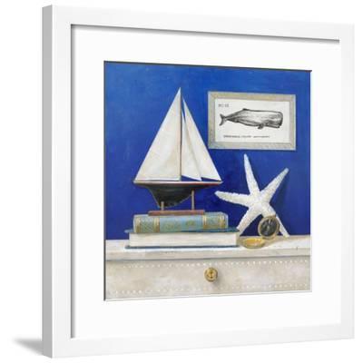 Stories of the Sea 1-Arnie Fisk-Framed Art Print