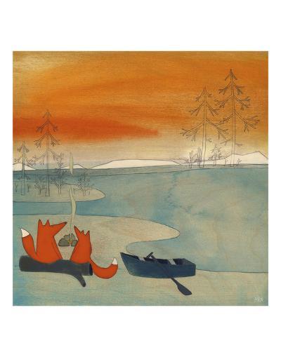 Stories-Kristiana P?rn-Art Print