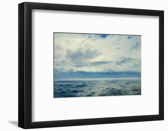 Storm Brewing, 1890-Henry Moore-Framed Premium Giclee Print