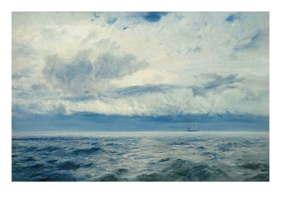 Storm Brewing, 1890-Henry Moore-Giclee Print