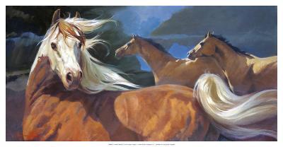 Storm Chasers-Carolyne Hawley-Giclee Print