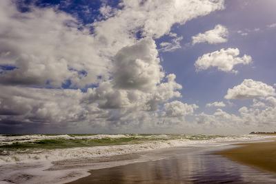 Storm Coming, Eastern Florida Coast, Atlantic Ocean, Jupiter, Florida-Rob Sheppard-Photographic Print