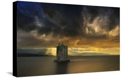 Storm Coming-Krzysztof Browko-Stretched Canvas Print