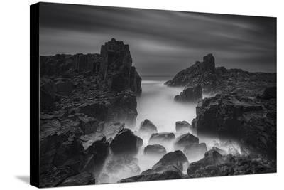 Storm Coming-Jingshu Zhu-Stretched Canvas Print