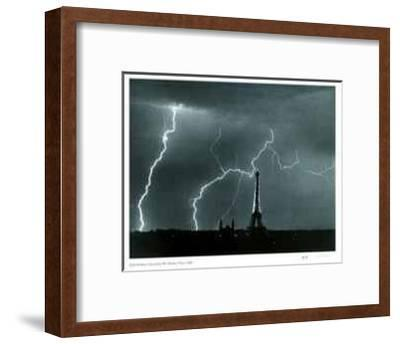 Storm From My Window-André Kertész-Framed Collectable Print