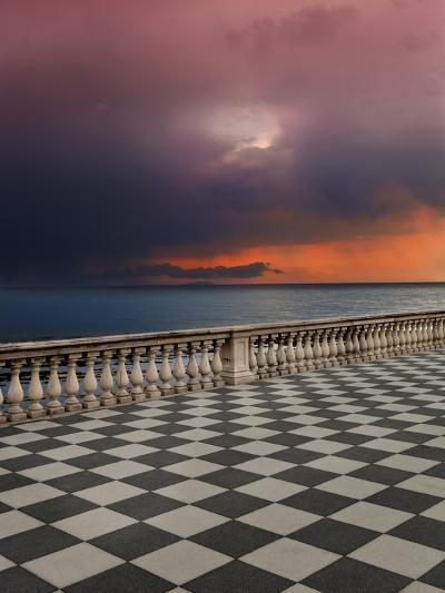 Storm from the Terrace-Marco Carmassi-Photographic Print