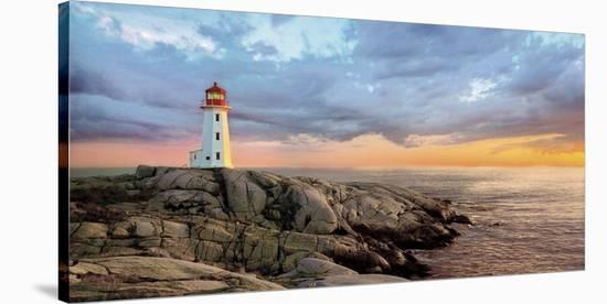 Storm Front-Mike Jones-Stretched Canvas Print