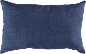 Storm Long Pillow - Navy *