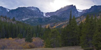 Storm Pass Vista in Rocky Mountains National Park, Colorado,USA-Anna Miller-Photographic Print