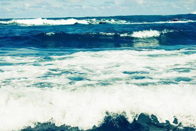 Storm Sea Waves-neirfy-Art Print