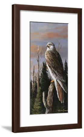Storm Watcher-Trevor V. Swanson-Framed Giclee Print