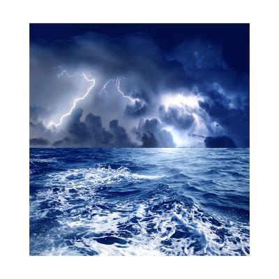 Storm-olly2-Art Print