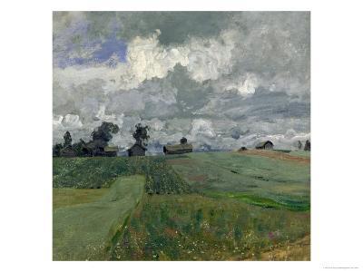 Stormy Day, 1897-Isaak Ilyich Levitan-Giclee Print