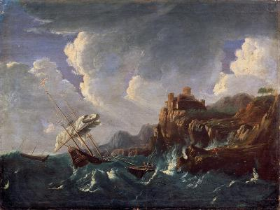 Stormy Sea, 17th Century-Pieter Mulier the Younger-Giclee Print