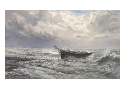 Stormy Seas, 1874-Henry Moore-Giclee Print
