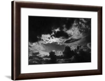 Stormy Sky, Yorkshire, England-Simon Marsden-Framed Giclee Print