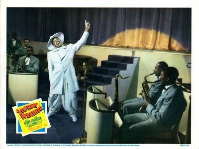 Stormy Weather, Cab Calloway (White Suit), 1943