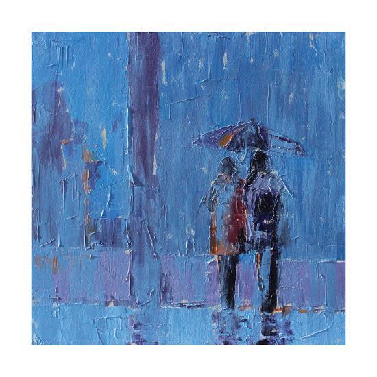 Stormy Weather-Leslie Saeta-Art Print