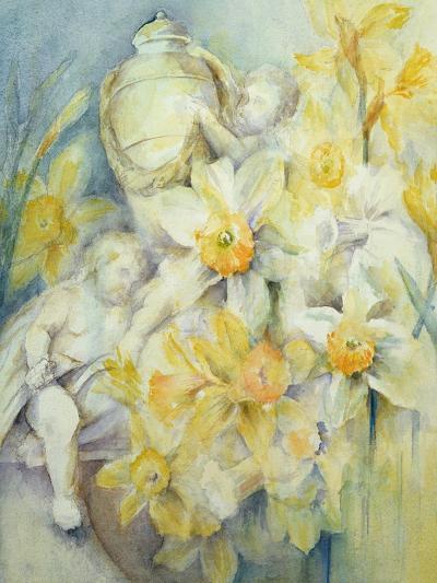 Stourhead Daffodils-Karen Armitage-Giclee Print