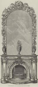 Stove, Mantelpiece, and Looking-Glass for the Sultan of Turkey