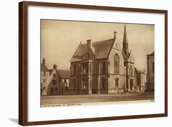 Stow-On-The-Wold--Framed Photographic Print