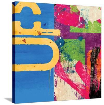 Straight Up-Parker Greenfield-Stretched Canvas Print