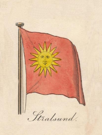'Stralsund', 1838-Unknown-Giclee Print