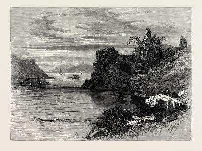 Strancally Castle, Ireland--Giclee Print