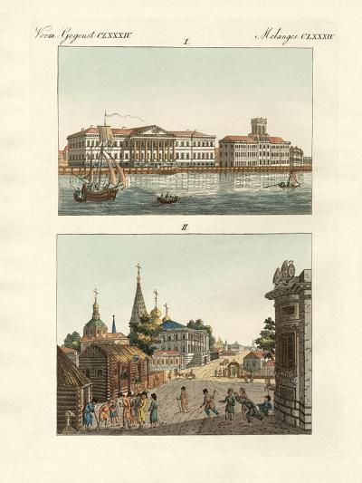 Strange Objects of Russia--Giclee Print