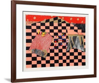 Strange Prints-R. Feinstein-Framed Limited Edition