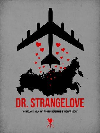 Strangelove-David Brodsky-Art Print