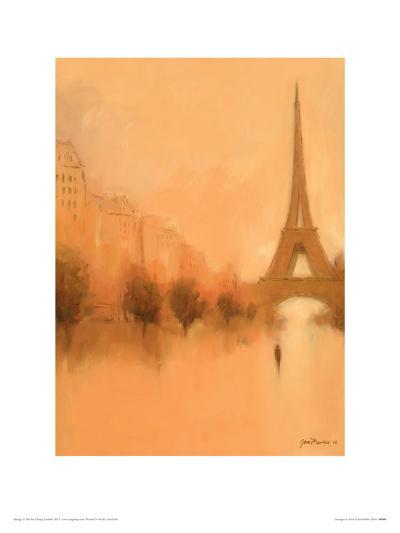 Stranger in Paris-Jon Barker-Giclee Print
