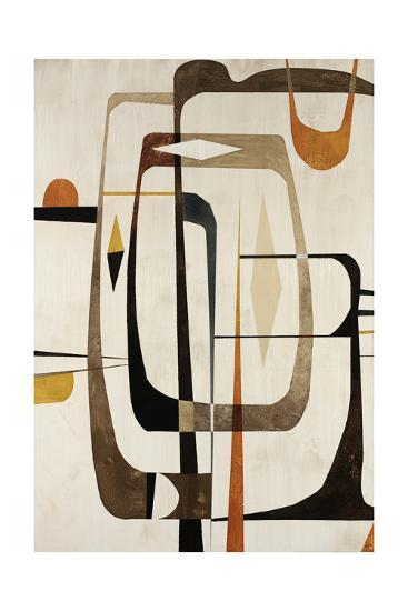 Strano Ma Vero II-Tony Wire-Giclee Print
