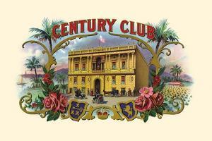 Century Club by Strasser & Voigt Litho Haywood