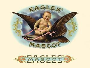 Eagles' Mascot by Strasser & Voigt Litho Haywood