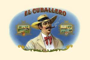 El Cuballero by Strasser & Voigt Litho Haywood
