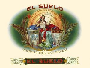 El Suelo by Strasser & Voigt Litho Haywood