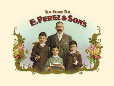 La Flor De E. Perez & Sons