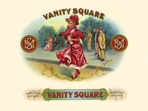 Vanity Square by Strasser & Voigt Litho Haywood