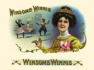 Winsome Winnie by Strasser & Voigt Litho Haywood