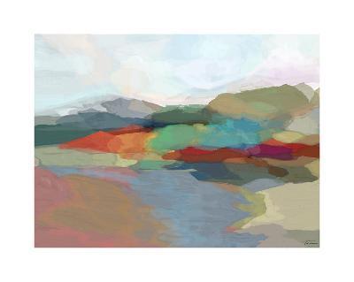 Strata II-Michael Tienhaara-Giclee Print