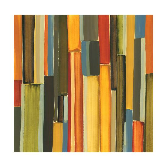 Strata II-Jeni Lee-Art Print